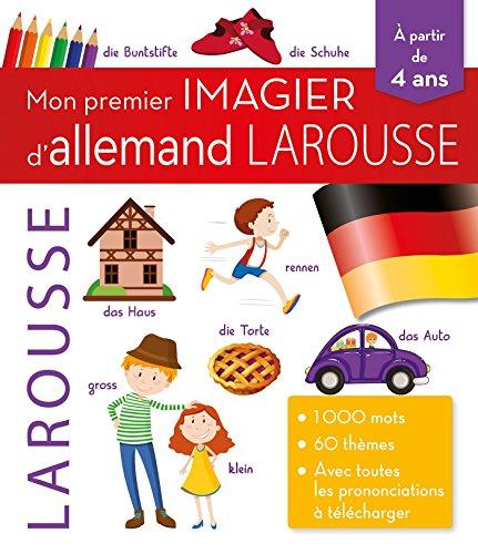 9782035952264: Mon premier imagier d'allemand LAROUSSE