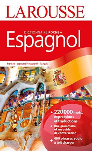 9782035952301: Dictionnaire Larousse poche plus Espagnol (Bilingue espagnol)