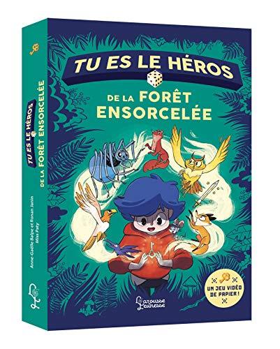 9782035952653: Tu es le héros de la forêt ensorcelée