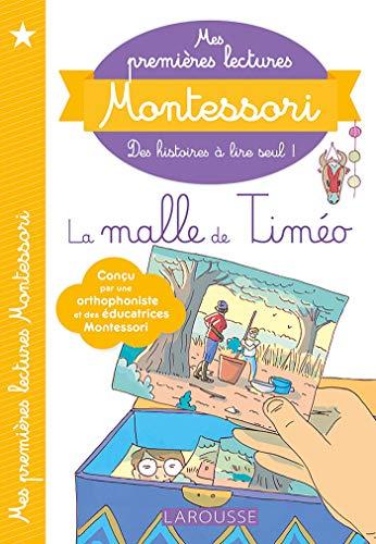 9782035963536: Mes premières lectures Montessori - La malle de Timéo