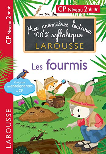 9782035967572: Premières lectures 100 % syllabiques larousse - Les fourmis