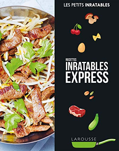 9782035973702: Recettes inratables express