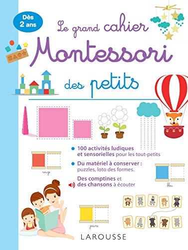 9782035975256: Le grand cahier Montessori des tout petits