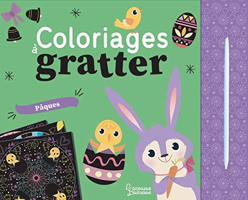 9782035977830: Coloriages à gratter : Pâques