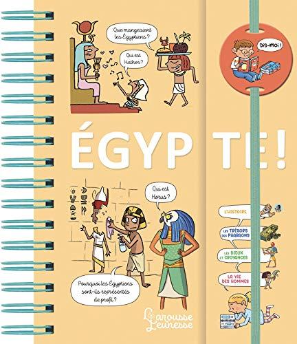 9782035979544: Dis-moi ! Egypte NE