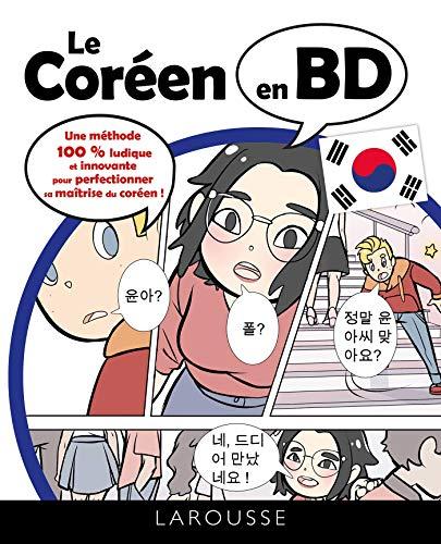 9782035988089: Le coréen en BD