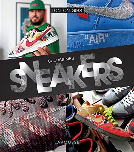 9782035992901: Cultissimes Sneakers by Tonton Gibs