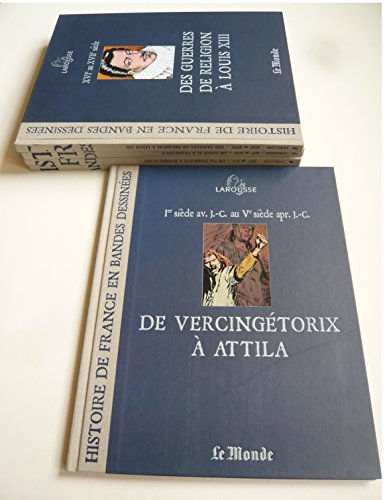 9782036010802: Hist.de France BD 8vol. (Hors Collection)