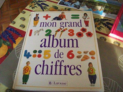 9782036011571: Mon grand album de chiffres