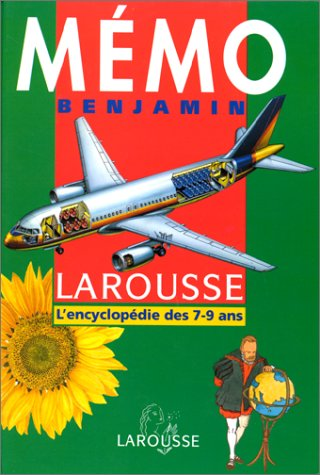 9782036012318: Mémo benjamin Larousse