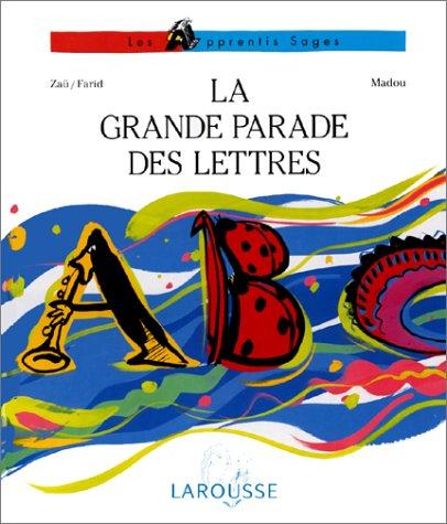 9782036120020: La grande parade des lettres