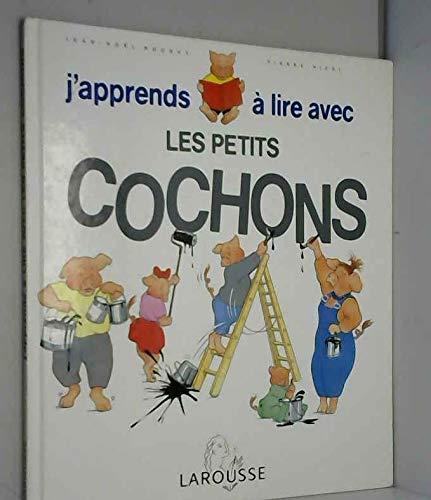 9782036511910: Japprends a Lire Avec Les Petits Cochons