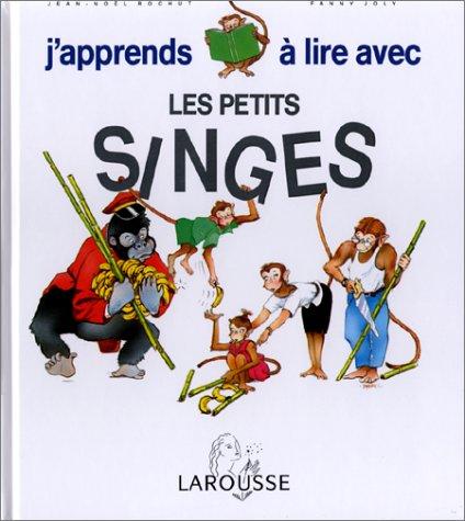 9782036511941: J'apprends à lire avec les petits singes