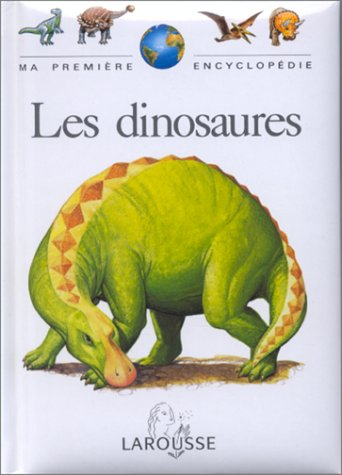 9782036518087: Les dinosaures