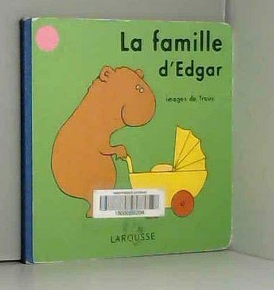 9782036519022: La famille d'Edgar