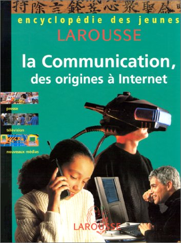 COMMUNICATION DES ORIGINES A.: CUQ, MARIE-LISE; DARRAS,