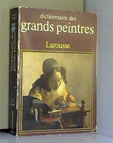 9782037010184: Dictionnaire des Grands Peintres, Tome 2