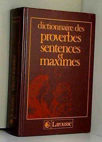 Dict.Proverbes References