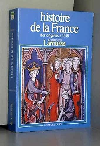 9782037200110: Histoire de la France des origines à 1348