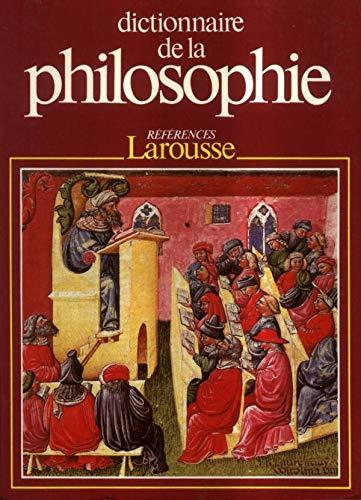 Dictionnaire philosophie: Larousse
