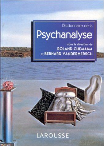 9782037202411: Dictionnaire de la psychanalyse
