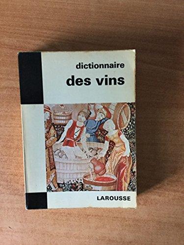 9782037302296: Dictionnaire des vins