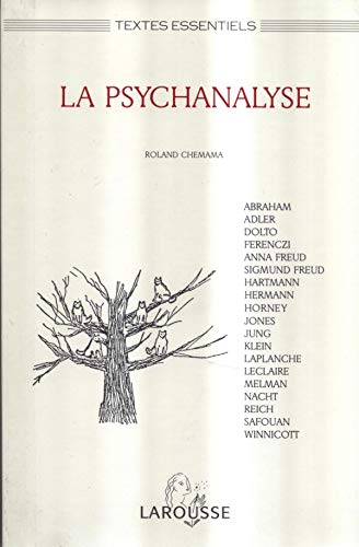 9782037410083: La psychanalyse (Textes essentiels) (French Edition)