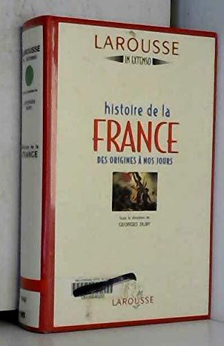 9782037500265: HISTOIRE DE LA FRANCE DES ORIGINES A NOS JOURS (In extenso)