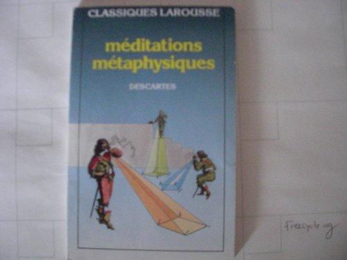 Meditations Metaphysiques (French Edition): Descartes