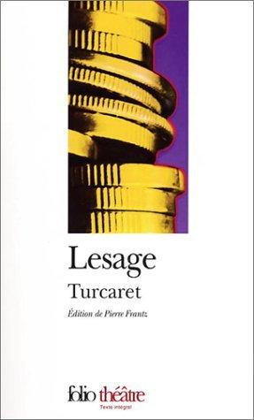 9782038700800: Turcaret (French Edition)