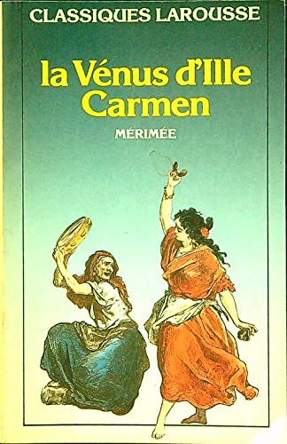 9782038700978: Carmen ; La Vénus d'Ille (Classiques Larousse)