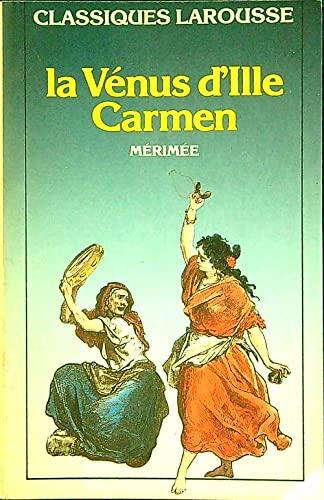 9782038700978: Carmen ; La Vénus d'Ille