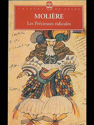9782038701104: Les Precieuses Ridicules (French Edition)