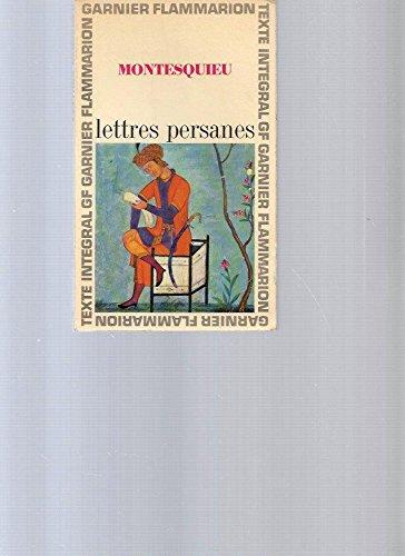 9782038701180: Lettres persanes