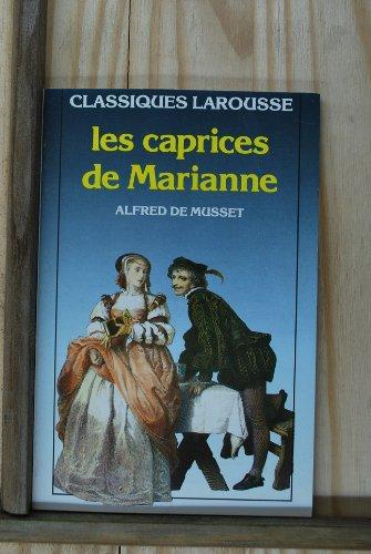 9782038701258: Les Caprices De Marianne