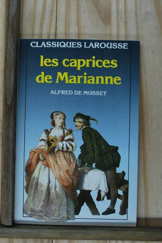9782038701258: Les Caprices De Marianne (French Edition)
