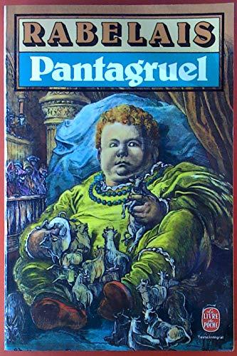 9782038701364: PANTAGRUEL. Extraits