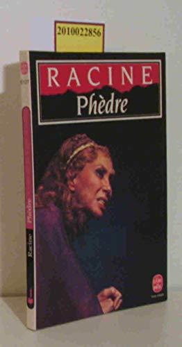PHEDRE: Racine, Jean