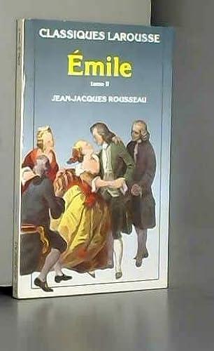 9782038701623: Emile: Vol 2