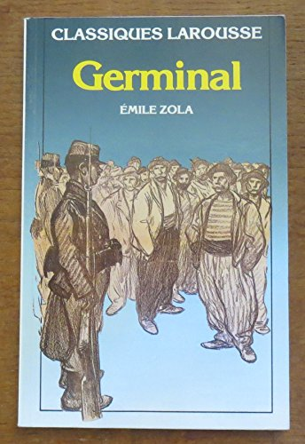 9782038701944: Germinal* (French Edition)