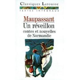 9782038712766: Un réveillon : contes et nouvelles de Normandie