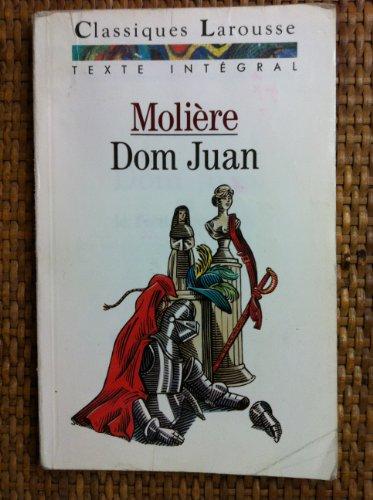 9782038713053: Dom Juan ou Le festin de pierre : Comédie (Beautés du monde)