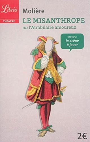 9782038713138: Le Misanthrope (French Edition)