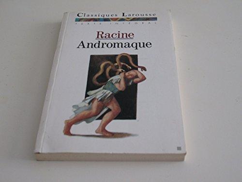 9782038714005: Andromaque