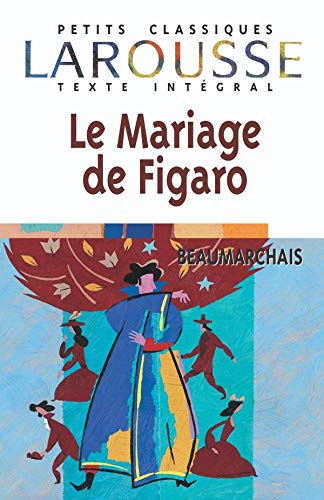 9782038716115: Le Mariage de Figaro, texte intégral