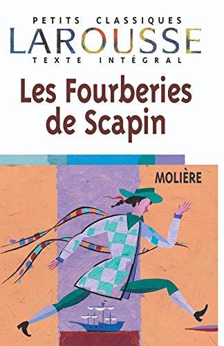 9782038716658: Les Fourberies De Scapin (Petits Classiques Larousse) (French Edition)
