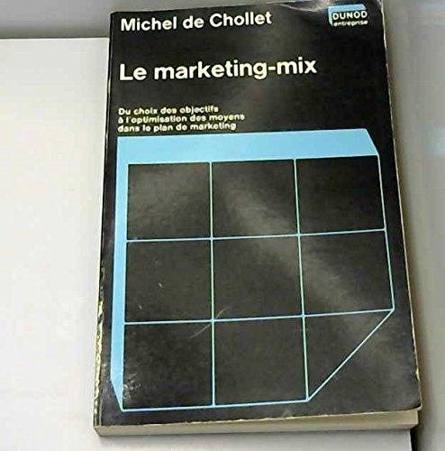 9782040003050: Le Marketing-mix