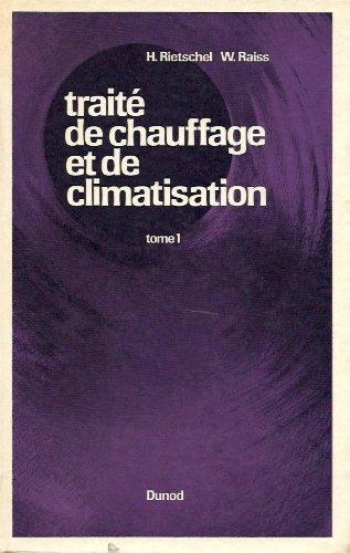 9782040042172: Traite de chauffage et de climatisation (French Edition)