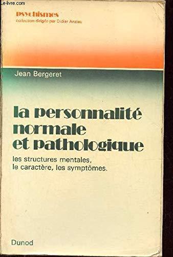 9782040099473: La Personnalité normale et pathologique