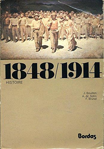 1848-1914 +Mille huit cent quarante-huit-mille neuf cent quatorze : 1P: Bouillon, Jacques